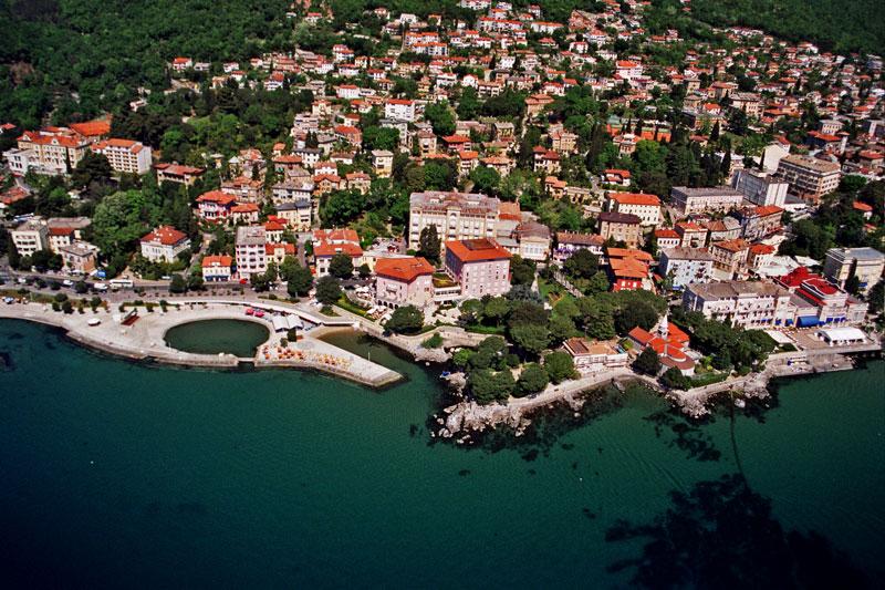 Opatija Croatia  city pictures gallery : Opatija boat charter | MCP Motorboat charter Punat Croatia / Yacht ...