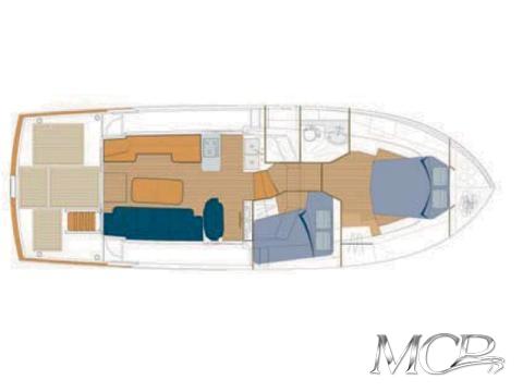 Beneteau Swift Trawler 44 for sale