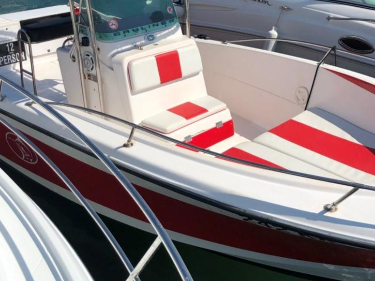 Bayliner 2503 Trophy - 242 KK