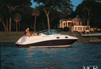 Sea Ray Sundancer 245