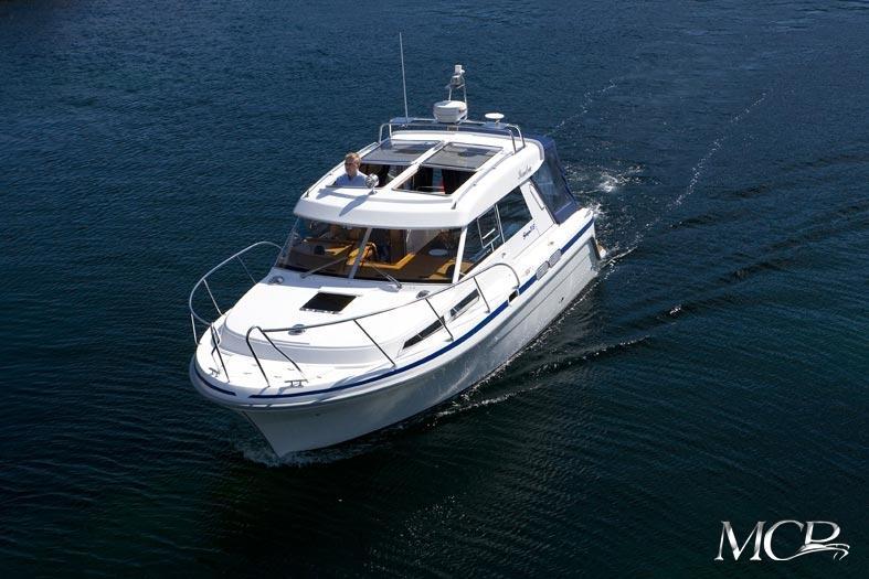 Saga - MCP - motorboat charter Punat