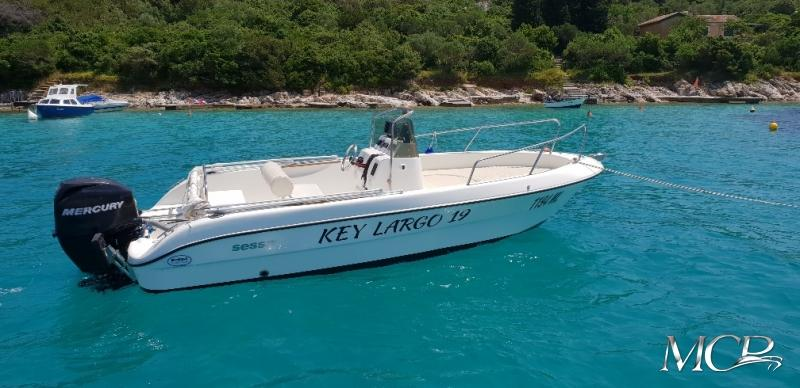 Sessa Key Largo 19 -1194 ML